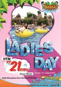Amanzi Ladies Day