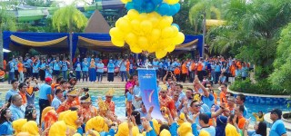 [Live Report] Suasana Family Gathering Bank Mandiri 4000 orang