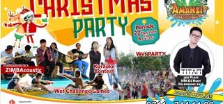 Liburan Seru Natal dan Tahun Baru di Amanzi WaterPark